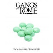 Gangs of Rome - Green Activation Pebbles (10) pas cher