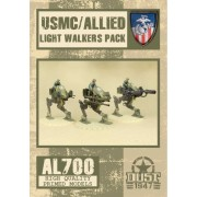 Dust - Light Walkers Pack