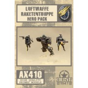 Dust - Raketentruppe Heroes Pack