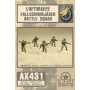 Dust - Fallschirmjäger Battle Squad