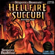 Shadow of Brimstone: Hellfire Succubi Mission Pack