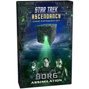 Star Trek Ascendancy: Borg Assimilation Expansion pas cher