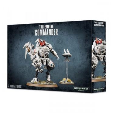 W40K : Tau Empire - Commander