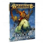 Age of Sigmar - Battletome : Beastclaw Raiders VF (Souple)