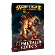 Battletome - Flesh Eater Courts VF (Souple)