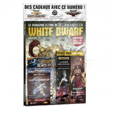 White Dwarf - Février 2018