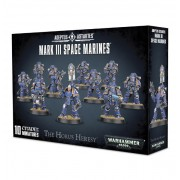 W40K : Horus Heresy - Mark III Space Marines