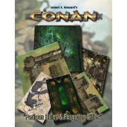 Conan - Perilous Ruins & Dead Cities Tiles Set