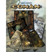 Conan - Forbidden Places & Pits of Horror Tiles Set