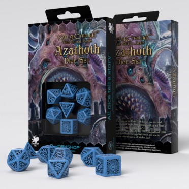 Call of Cthulhu The Outer Gods - Azathoth Dice Set