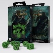 Call of Cthulhu The Outer Gods - Cthulhu Dice Set