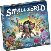 Small World: Power Pack 1 - Be Not Afraid... & A Spider Web