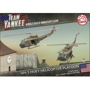 Team Yankee - UH-1 Huey Transport Helicopter Platoon pas cher