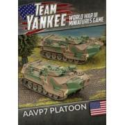 Team Yankee - AAVP7 Platoon pas cher