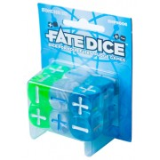 Fate Dice - Atomic Robo