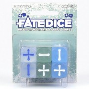 Fate Dice - Frost