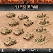 Lorenzo's Rams Italian Army Deal pas cher