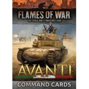 Avanti Command Cards pas cher