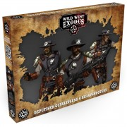 Wild West Exodus - Deputised Gunslingers and Sharpshooters pas cher