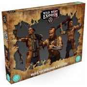 Wild West Exodus - Brave Youngbloods and Hunters pas cher