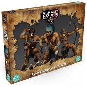 Wild West Exodus - Plains Warriors and Stalkers pas cher
