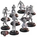 Wild West Exodus - Raider / Hex Cutthroats and Gunmen 2