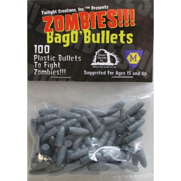 Zombies!!!: Bag O' Bullets