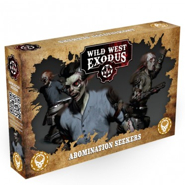 Wild West Exodus - Abomination Seekers