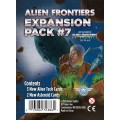Alien Frontiers: Expansion Pack 7 0