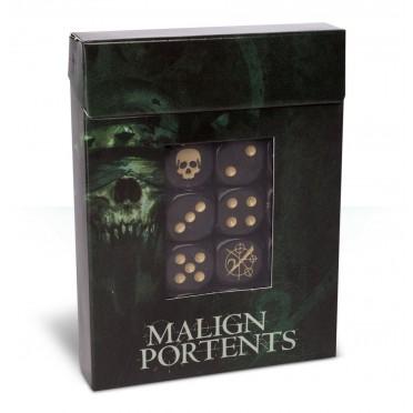 Age of Sigmar : Malign Portents - Dice Set