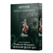 Age of Sigmar : Malign Portents - Darkoath Warqueen Marakarr Bloody-Sky