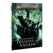 Age of Sigmar : Battletome - Legions of Nagash VF (Souple)