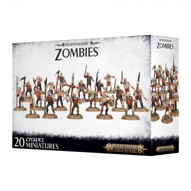 Age of Sigmar : Deadwalkers - Zombies