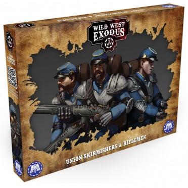 Wild West Exodus - Union Skirmishers and Riflemen