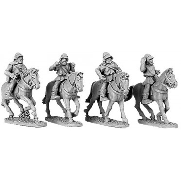 Greek Cavalry with Boiotian Helmets