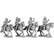 Armoured Greek Cavalry with Boiotian Helmets pas cher
