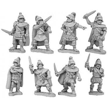 Theban Generals & Officers