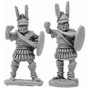 Macedonian Pikemen Officers/File Leaders