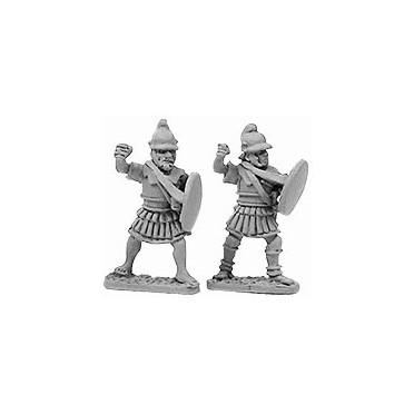 Macedonian Pikemen in Linen Armour