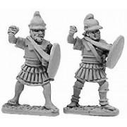 Macedonian Pikemen in Linen Armour pas cher
