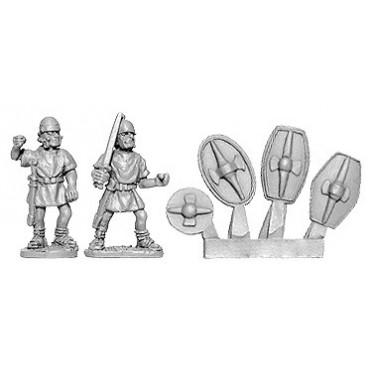 Penal Legion with Gallic Armaments