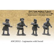 Marian Romans Legionaries with Sword pas cher