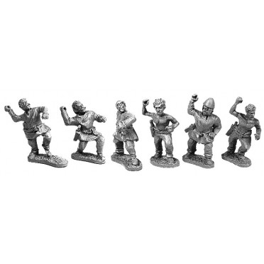 Gallic Skirmishers with Javelin