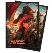 MTG Rivals of Ixalan 1 Standard deckpro Sleeves 80p