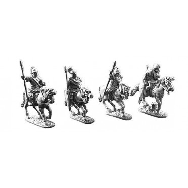 Spanish Armoured Cavalry