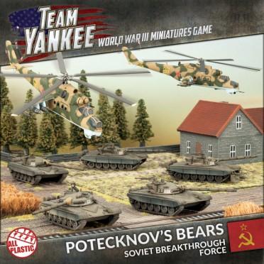 Team Yankee VF - Potecknov's Bears