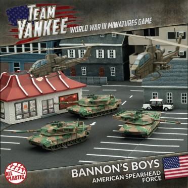 Team Yankee VF - Bannon's Boys