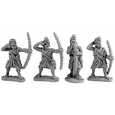 Hereditary/Mercenary Indian Archers