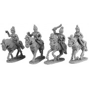 Mounted Maiden Guard