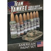 Team Yankee - American Paint Set